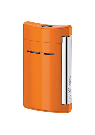 S.T. Dupont Minijet Lighter Spicy Orange 10032