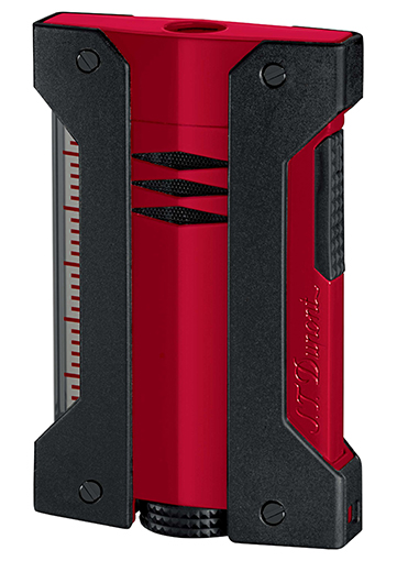 S.T Dupont Defi Extreme Red lighter