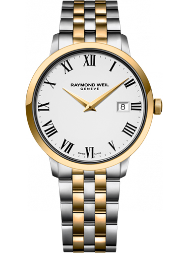 Raymond Weil TOCCATA 39 mm Two-tone - 5488-STP-00300