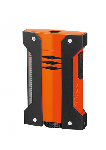 S T Dupont Lighter Defi Extreme Torch Orange 21404