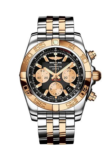 Breitling Chronomat 44 Gold