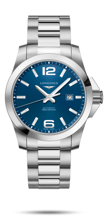 Longines Conquest Automatic 43mm - L3.778.4.96.6