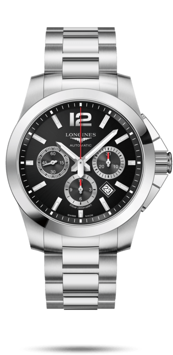Longines Conquest Automatic 44mm - L3.801.4.56.6