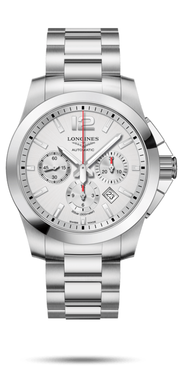 LONGINES Conquest Chrono Automatic - L3.801.4.76.6