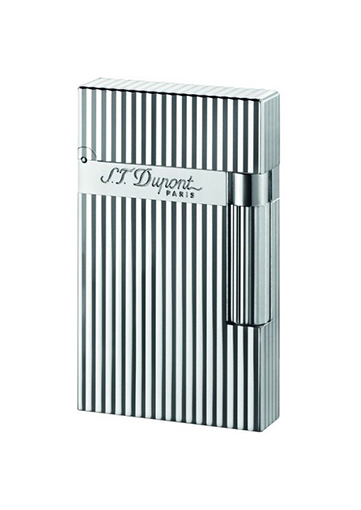 S.T. Dupont Lighter Line 2 Ribbed