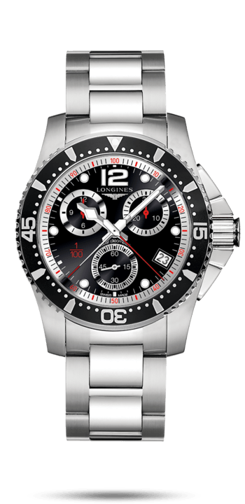 Longines HydroConquest Quartz Chrono 41mm - L3.743.4.56.6