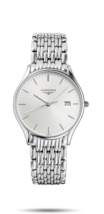 Longines Lyre 35mm Quartz Stainless Steel - L4.759.4.72.6