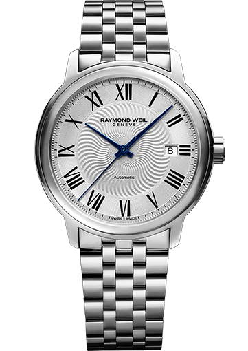 RW MAESTRO Steel on steel Automatic date 2237-ST-00659