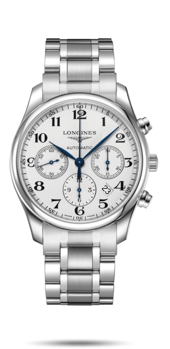 Longines Master Automatic Chronograph 42mm Mens - L2.759.4.78.6