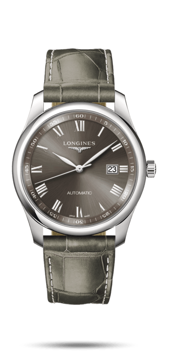 Longines Master Stainless Steel Brown Automatic L2.793.4.71.3