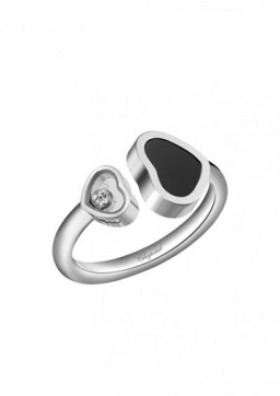 Chopard Happy Hearts White Gold Ring