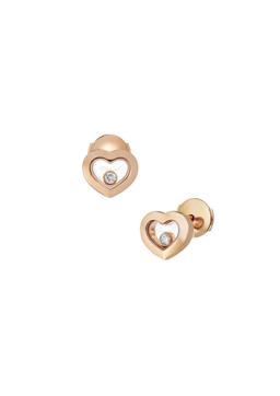 chopard happy diamonds naušnice